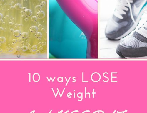 Lose Weight: 10 simple ways to Loose Weight and Keep it Off.