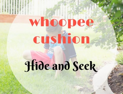 Whoopee Cushion Hide And Seek