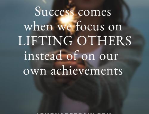 Self Love by Loving Others: Monday Motivation