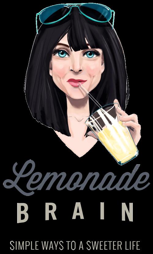 Lemonade Brain Logo